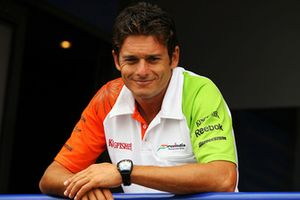 Giancarlo Fisichella, Force India F1