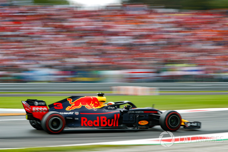 Abandon : Daniel Ricciardo (Red Bull Racing)