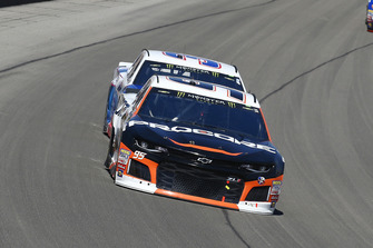 Regan Smith, Leavine Family Racing, Chevrolet Camaro Procore e Chris Buescher, JTG Daugherty Racing, Chevrolet Camaro Natural Light Race Day Resume