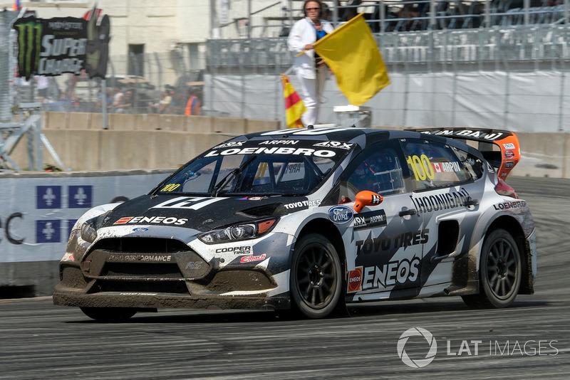 Стив Арпин, Ford Focus RS RX