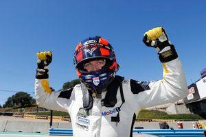 Pole position #4 Corvette Racing Chevrolet Corvette C7.R, GTLM: Oliver Gavin