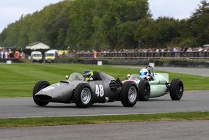 Richmond and Gordon Trophies, Ben Mitchell BRM P48