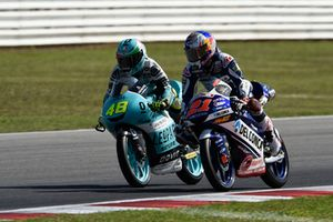 Lorenzo Dalla Porta, Leopard Racing, Fabio Di Giannantonio, Del Conca Gresini Racing Moto3