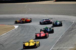 #85 JDC/Miller Motorsports ORECA 07, P: Simon Trummer, Robert Alon, #99 JDC/Miller Motorsports ORECA 07, P: Stephen Simpson, Mikhail Goikhberg