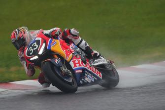#33 Red Bull Honda: PJ Jacobsen, Takumi Takahashi, Takaaki Nakagami