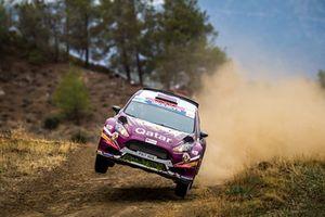Nasser Al-Attiyah, Matthieu Baumel, Autotek Motorsport, Ford Fiesta R5