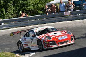 Marco Cristoforetti, Porsche 997 GT3 R, Autorlando Sport