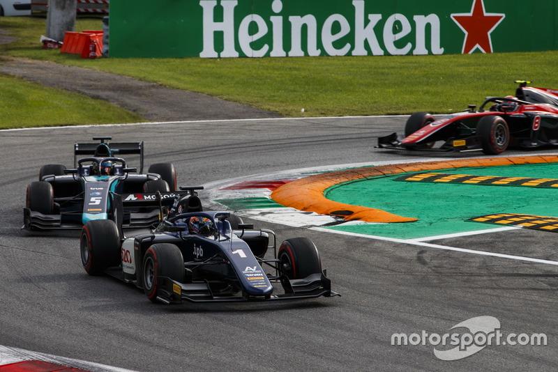 Формула 2, X этап, Монца
