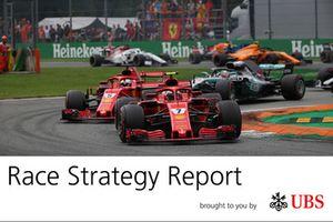 Informe de estrategia UBS del GP de Italia