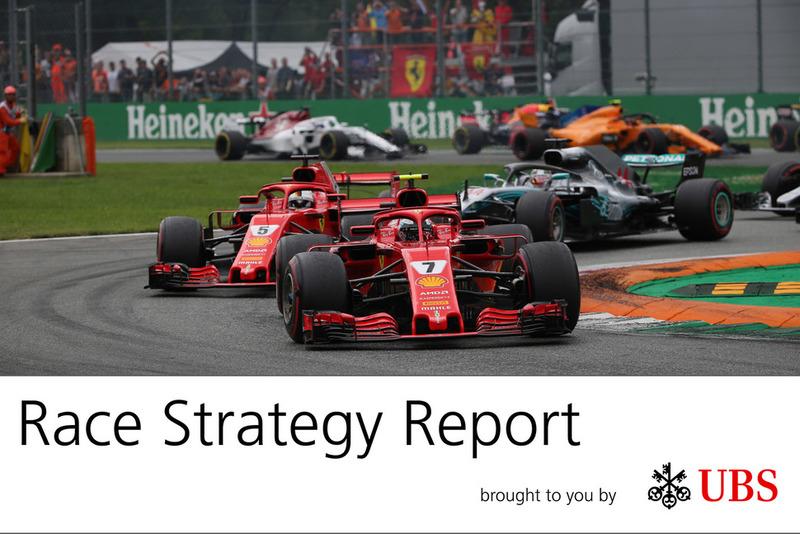 UBS Raport z GP Włoch