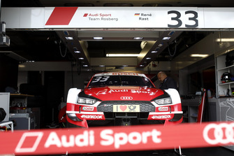 Car of René Rast, Audi Sport Team Rosberg, Audi RS 5 DTM