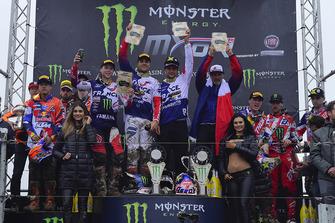 Team Frankrijk wint Motocross of Nations