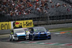 Reece Barr, Target Competition Hyundai i30 N TCR, Roberto Russo, Top Run Motorsport Subaru WRX STI TCR