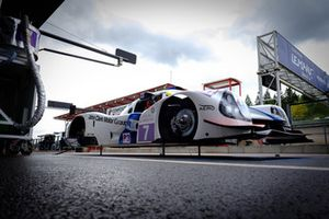 #7 Ecurie Ecosse / Nielsen Ligier JS P3 - Nissan: Colin Noble, Alex Kapadia, Christian Stubbe Olsen