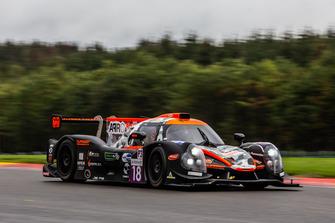 #18 M Racing - YMR Ligier JS P3 - Nissan: Laurent Millara, Natan Bihel