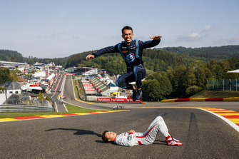 Nyck De Vries, PREMA Racing, Alexander Albon, DAMS