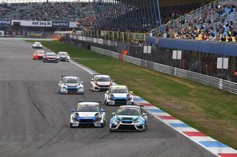 Danny Kroes, PCR Sport Cupra TCR, Dusan Borkovic, Target Competition Hyundai i30 N TCR