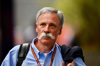 Chase Carey, CEO FOM
