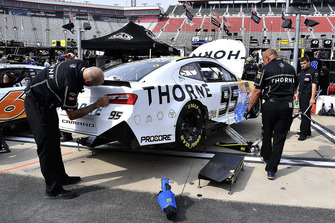 Kasey Kahne, Leavine Family Racing, Chevrolet Camaro Thorne Wellness
