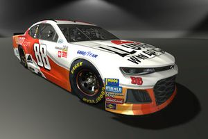 Alex Bowman, Hendrick Motorsports, Chevrolet Camaro