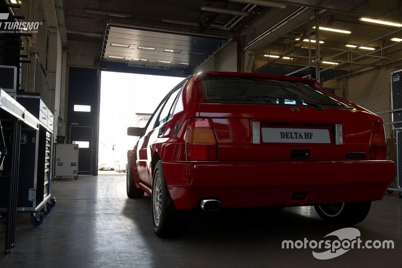 Lancia DELTA HF Integrale Evoluzione '91 (N200)