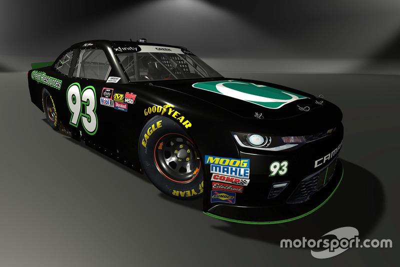 Jeff Green, RSS Racing, Chevrolet Camaro