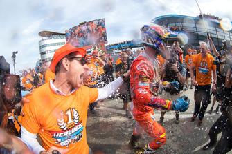 Jeffrey Herlings, Red Bull KTM Factory Racing, viert de wereldtitel met zijn team