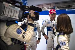 GTE-Pro-Polesitter: #66 Ford Chip Ganassi Racing Team UK, Ford GT: Olivier Pla, Stefan Mücke