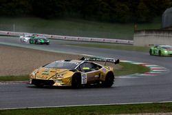 #107 Lamborghini Huracan S.GTCup, Raton Racing: Tanca-Comi
