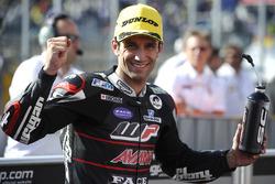 Deuxième place Johann Zarco, Ajo Motorsport