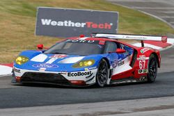 #67 Chip Ganassi Racing, Ford GT: Ryan Briscoe, Richard Westbrook
