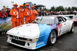 BMW M1 Procar legend race