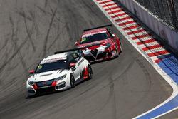 Ildar Rakhmatullin, West Coast Racing, Honda Civic TCR