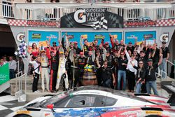 Ganadores, Joao Barbosa, Christian Fittipaldi, Action Express Racing