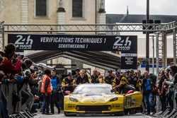 #63 Corvette Racing Chevrolet Corvette C7-R