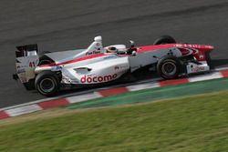 Stoffel Vandoorne Docomo Team Dandellion Racing