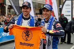 Anders Jäger, Julien Ingrassia, Volkswagen Motorsport