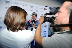 Le vainqueur Matevos Isaakyan, SMP Racing