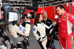 #83 AF Corse, Ferrari 458 Italia: Francois Perrodo