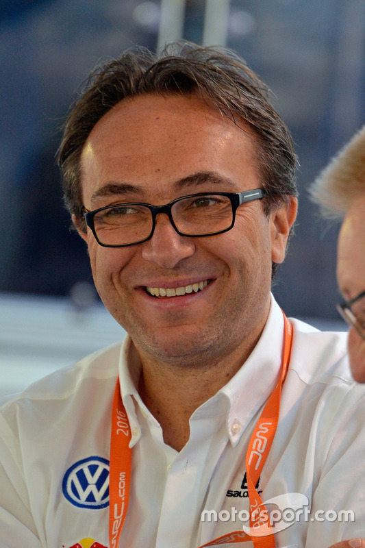 Sven Smeets, Volkswagen, Motorsportdirektor