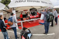Kris Meeke, Paul Nagle, Citroën DS3 WRC, Abu Dhabi Total World Rally Team