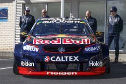 Shane van Gisbergen y Alexandre Prémat, Jamie Whincup and Paul Dumbrell, Triple Eight Race Engineeri
