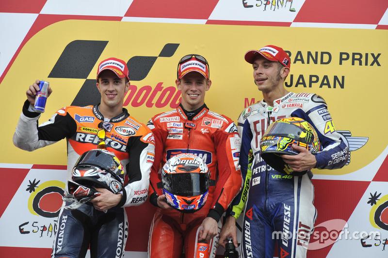 #30 - Casey Stoner - GP de Japón 2010