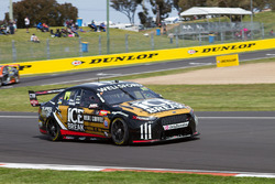 Chris Pither and Richie Stanaway, Super Black Racing Ford
