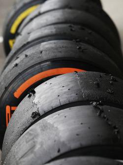 Gebrauchte Pirelli-Reifen