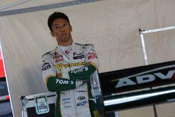Kazuki Nakajima(VANTELIN TEAM TOM'S)