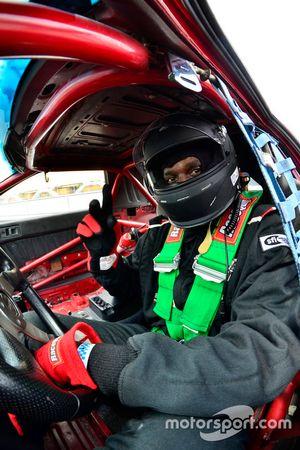 #17 MP3B Mazda: Jason Williams of FAAS Racing