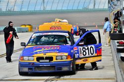 #810 MP3B BMW Z4: John Pasch and Alberto de la Casas of TLM