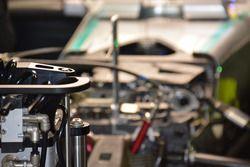 Mercedes AMG F1 W07 Hybrid, detalle
