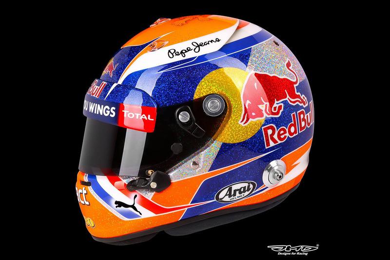 Singapour 2016 - Max Verstappen, Red Bull